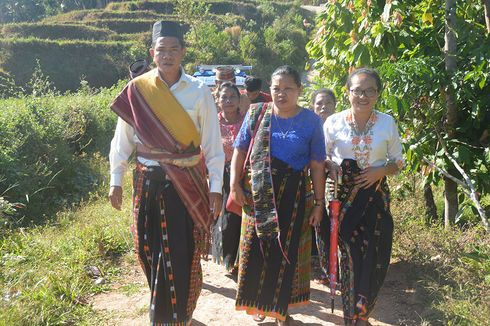 Tradisi Gerep Rugha Manuk, Warisan Leluhur Orang Kolang di Flores