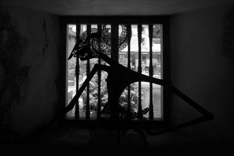 Salah satu karya foto Fauzie Helmy  dalam pameran fotografi Dunia Semata Wayang di The Park, Solo Baru, 6-7 November 2020. (Foto: Fauzie Helmy)