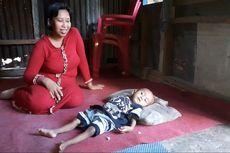 Anak Derita Polio dan Kekurangan Makanan, Syarifah Merasa Belum Merdeka