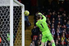 Soal Penyelamatan, De Gea Tak Lebih Baik dari Kiper Man United yang Dipinjamkan
