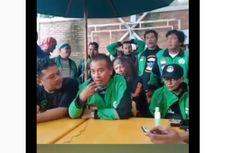 Polisi Tangkap Sopir Ojol yang Videonya Viral, Protes Bernada Provokasi