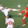 Hasil Wales Vs Swiss, Skor Kacamata Tutup Babak Pertama