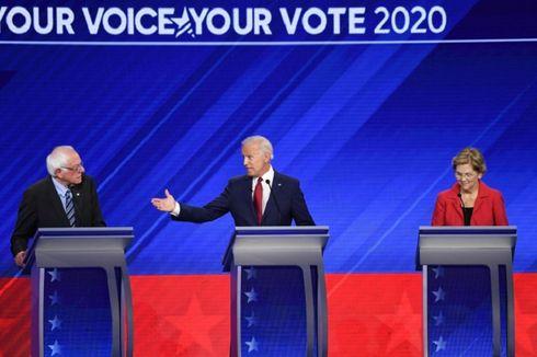 Warisan Pemerintahan Obama jadi Bahan di Debat Ketiga Capres Demokrat