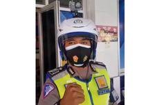 Viral Video Polantas Polres Sukoharjo Pasang Action Cam di Helm, untuk Apa?