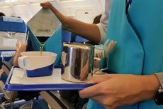 Minuman Panas Diprediksi Kian Langka Disajikan di Pesawat, Mengapa?