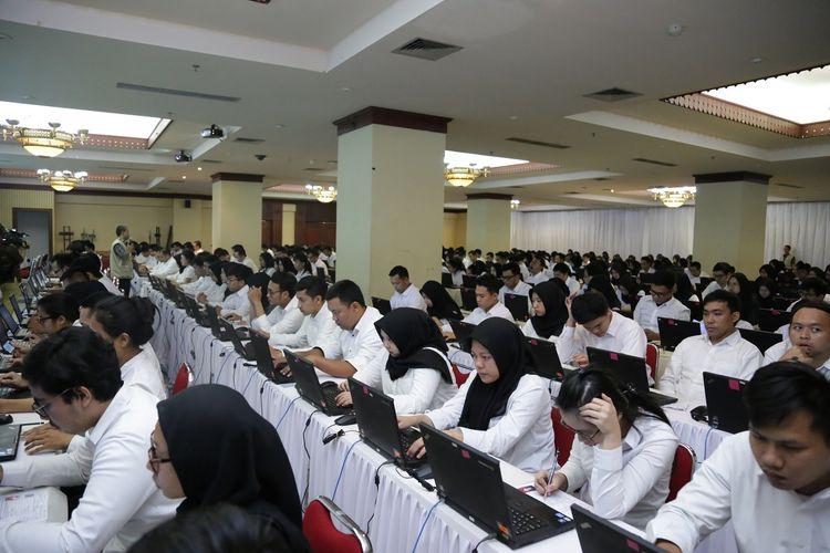 Seleksi CPNS di Kementerian PANRB