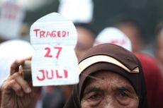 Tanda Tanya yang Belum Terjawab dari Kerusuhan 27 Juli 1996...