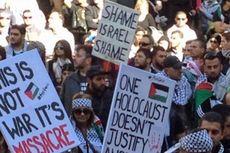 Ribuan Warga Sydney Kecam Serangan Militer Israel di Gaza