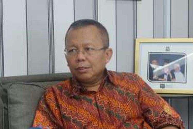 Anggota Komisi III DPR Arsul Sani di Kompleks Parlemen, Senayan, Jakarta, Rabu (9/11/2016)