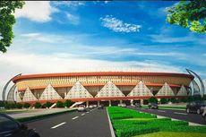 Stadion Papua Bangkit Masuk Nominasi