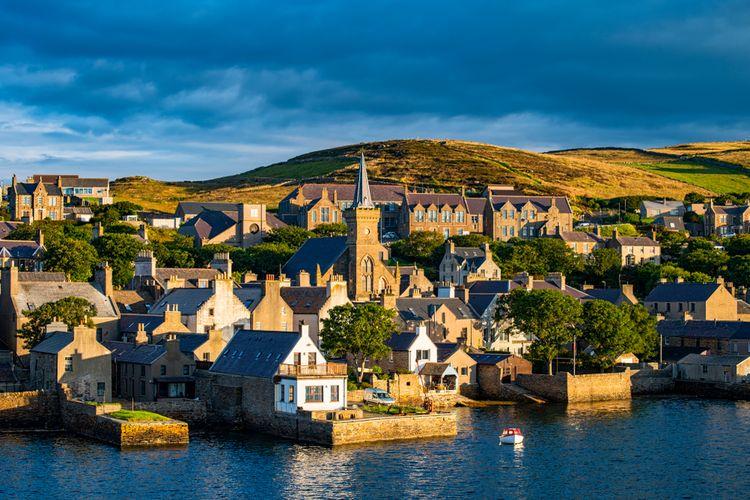 Kepulauan Orkney menjadi salah satu wilayah terbaik untuk ditinggali di Inggris Raya.