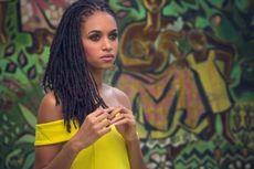 Perdana, Miss Jamaica Hadirkan Gaya Gimbal di Miss World 2015