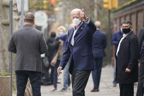 Kaki Joe Biden yang Retak Dikabarkan Telah Sembuh