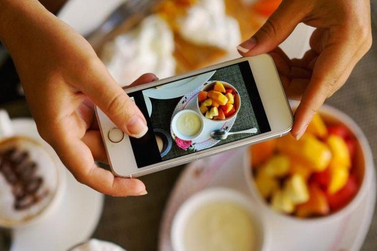 Foto makanan.