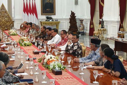 Melunak, Jokowi Kini Pertimbangkan Terbitkan Perppu KPK