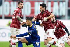 Hasil Lengkap Liga Italia, Beda Nasib Duo Milan