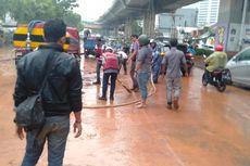 Diguyur Hujan Deras, Ini 19 Titik Genangan Air di Jakarta