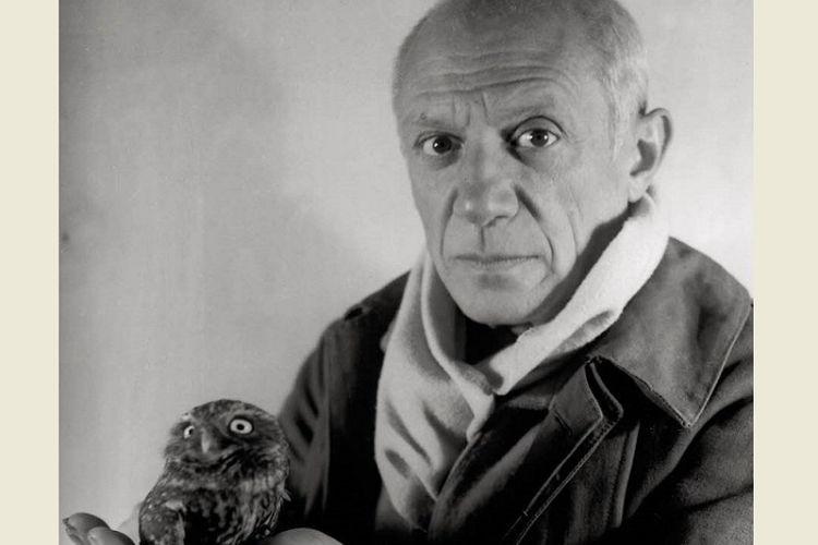 Pablo Picasso. (Wikart)
