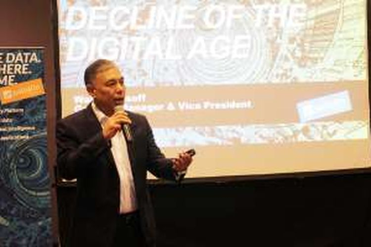 Wahab Yusoff, ASEAN Vice President and General Manager, Palo Alto Networks.