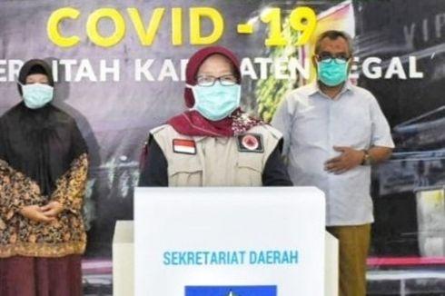 Bupati Tegal Umumkan Kasus Pertama Positif Corona, Pasien Baru Pulang dari Bali