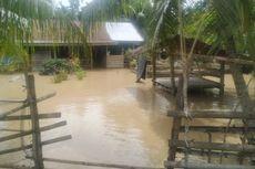 Baru Sehari Kering, 20 Desa di Aceh Utara Kembali Terendam Banjir