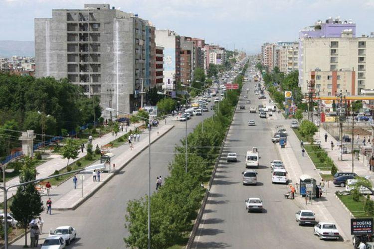 Kota Batman di Turki
