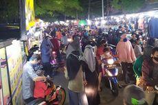 Viral Foto Pasar Kaget di Kawasan PIK Pulogadung, Camat dan Lurah Merasa Ragu
