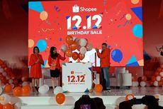Shopee Gelar 12.12 Birthday Sale,  Ada Promo Harga Rp 99