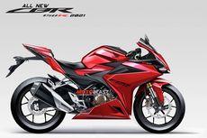 Hasil Rendering Honda All New CBR150R Viral, Mirip CBR250RR?
