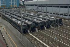 Perjalanan Panjang Megaproyek MRT di Jakarta