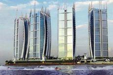 Intiland Tunda Pembangunan Reklamasi Pulau H