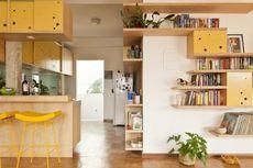 Lebih Segar... Aksen Kuning untuk Apartemen Anak Muda!