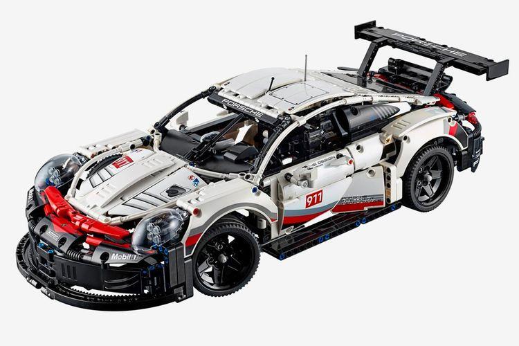 Lego Technic Porsche Design 911 RSR