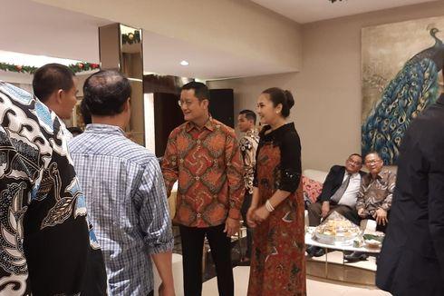 Retno hingga Yasin Limpo Hadiri Open House Natal di Rumah Juliari Batubara