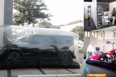 Mobil Jarang Dipakai, Jangan Asal Pilih Cover Pelindung Bodi