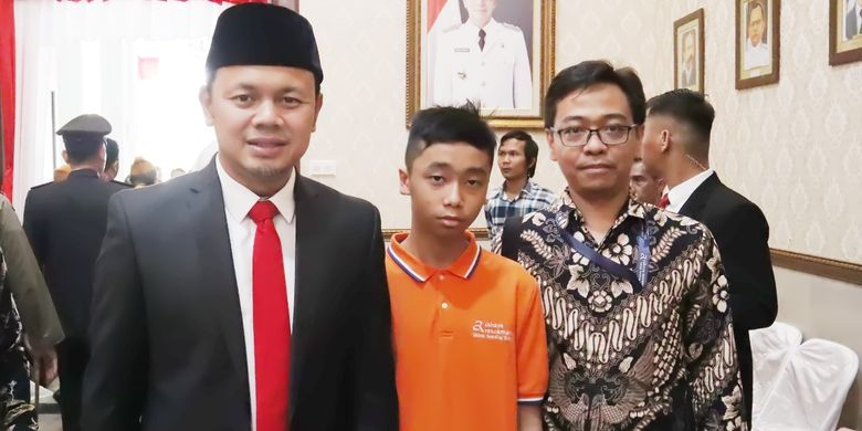 Ilustrasi. Cahaya Rancamaya Islamic Boarding School (CRIBS) Bogor