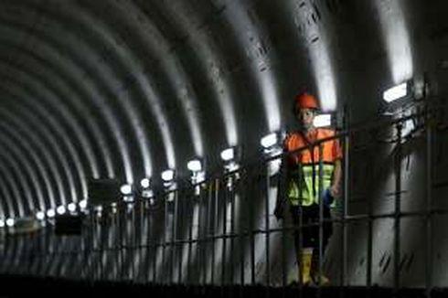 Ini Target Pengerjaan MRT di Jakarta hingga Tahun 2019