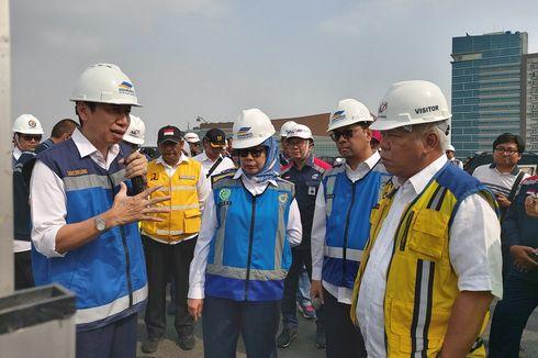 Basuki Pastikan Tol Layang Terpanjang di Indonesia Beroperasi November