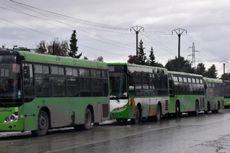 Setelah Sempat Tertunda, Lebih dari 1.000 Orang Dievakuasi dari Aleppo