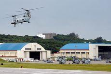 AS Berencana Pindahkan Korps Marinirnya dari Okinawa ke Guam Mulai 2024