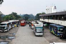 BPTJ: Penumpang Bus AKAP dari Jabodetabek Melonjak Selama April