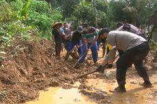 Banjir dan Tanah Longsor Landa Trenggalek akibat Hujan Deras Semalaman