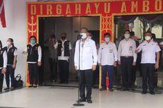 Kasus Covid-19 Terus Melandai, 4 Rumah Sakit Darurat di Ambon Ditutup