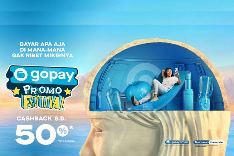 GoPay Promo Festival.