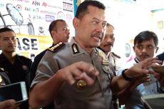 Polisi Sita Stiker Bergambar Palu Arit di Kabupaten Bener Meriah