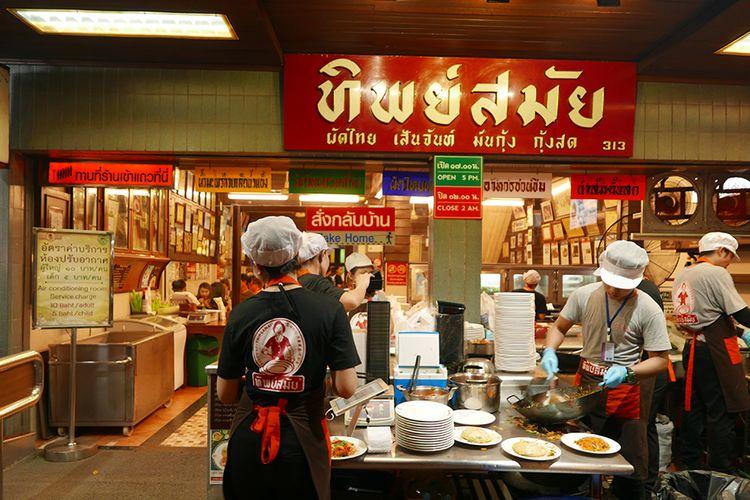 Thip Samai Pad Thai
