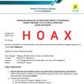 [HOAKS] Undangan Panggilan Tes Rekrutmen Umum PT PLN Lokasi Yogyakarta