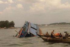 Dihantam Ombak Tinggi, Kapal Nelayan Tenggelam di Kupang