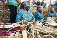 Cerita Perajin di Desa Wisata Arborek Raja Ampat yang Terdampak Pandemi