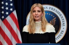 Ivanka Trump Masuk Daftar Kandidat Calon Presiden Bank Dunia